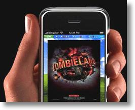 iPhone Mobile Movie Apps